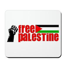 Free Palestine - Mousepad