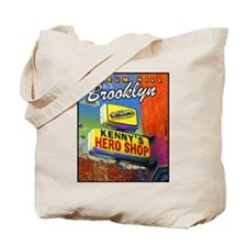 Boerum Hill Heros Tote Bag