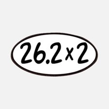 26.2 x 2 Patches