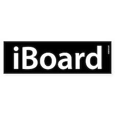 iBoard Bumper Bumper Sticker