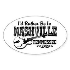 Nashville Tennessee Decal