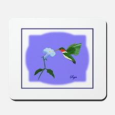 """Hummingbird"" Mousepad"