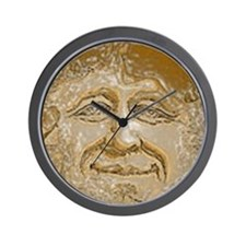 """Man In The Moon"" Wall Clock"