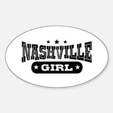 Nashville Girl Decal