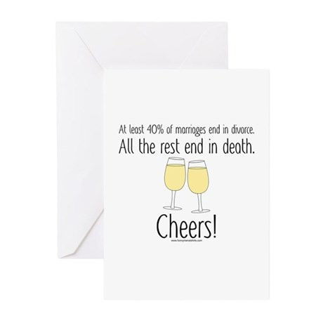 Cheers! Greeting Cards (Pk of 20)