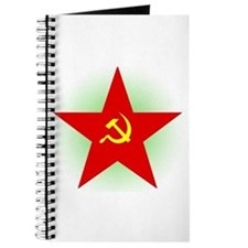 Star And Sickle Journal