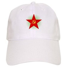 Star And Sickle Baseball Cap