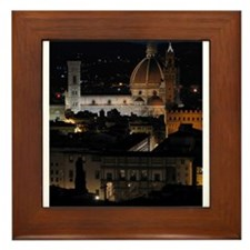 Duomo (Florence Cathedral) at Framed Tile