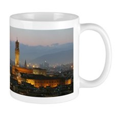 Florence at Night Mug