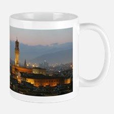 Florence at Night Mug
