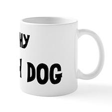 I Love My Akbash Dog Mug