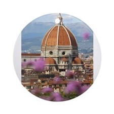 Duomo (Florence Cathedral) Ornament (Round)