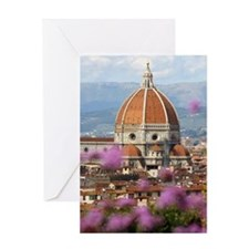 Duomo (Florence Cathedral) Greeting Card