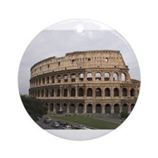 Colosseum Ornament (Round)