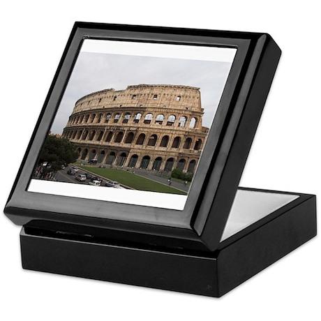 Colosseum Keepsake Box