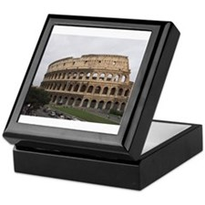 Colosseum Keepsake Box