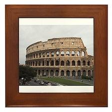 Colosseum Framed Tile