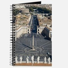 St. Peter's Square Journal