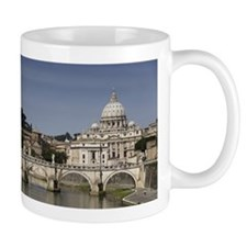 Vatican over the River Mug
