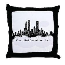 Cute Control Throw Pillow
