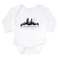 Cute Inc Long Sleeve Infant Bodysuit