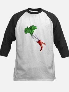 Italian Flag Map Tee