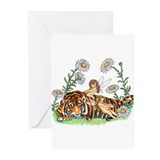 Faries Greeting Cards (10 Pack)