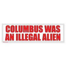 Immigration Bumper Bumper Sticker