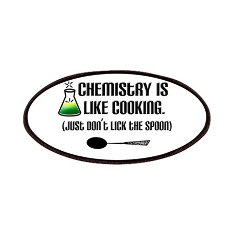 Chemistry Cooking Patches