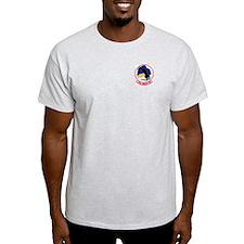 731st Airlift Squadron Ash Grey T-Shirt