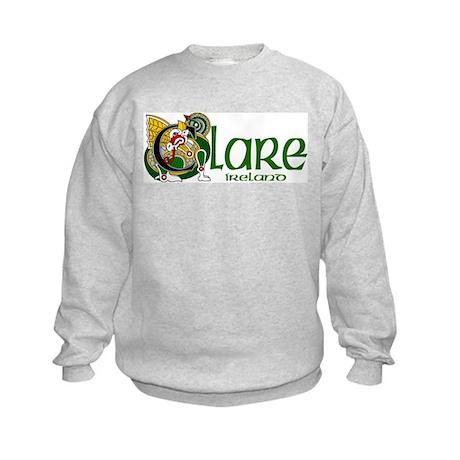 County Clare Kids Sweatshirt