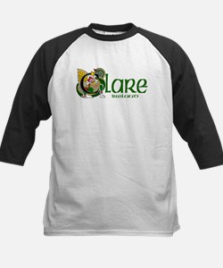 County Clare Kids Baseball Jersey