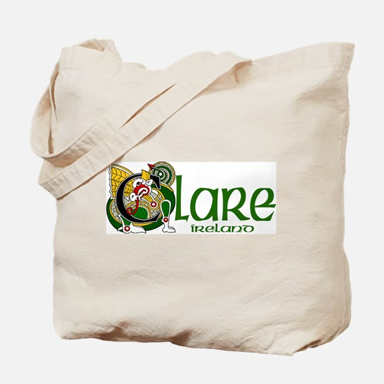 County Clare Tote Bag