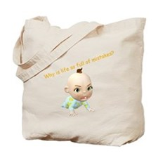Full of Mistakes Tote Bag