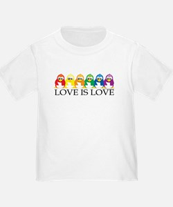 Love Is Love: Penguins T