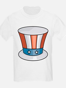 Patriotic Hat T-Shirt