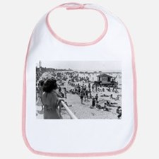 Pontchartrain Beach 1940s Bib