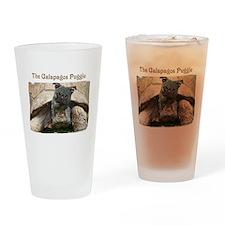 Galapagos Puggle Pint Glass