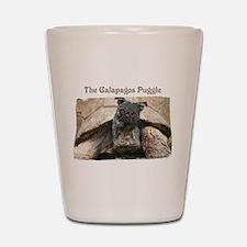Galapagos Puggle Shot Glass