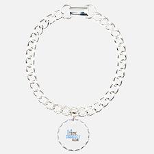 1st Time Daddies Club (Blue) Bracelet
