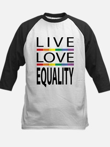 Live Love Equality Tee