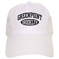 Greenpoint Brooklyn Baseball Cap