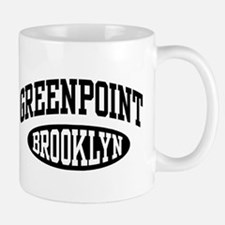 Greenpoint Brooklyn Mug