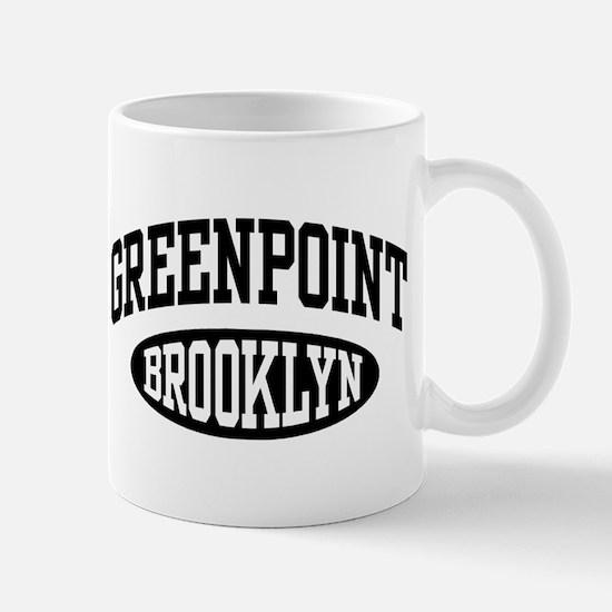 Greenpoint Brooklyn Mug