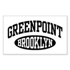 Greenpoint Brooklyn Decal