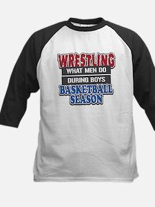 Wrestling What Men Do Tee