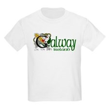 County Galway Kids T-Shirt