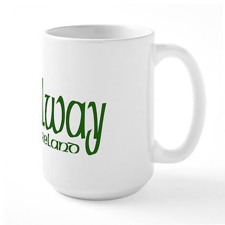 County Galway Large Mug