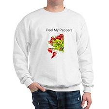 Peel My Peppers Sweatshirt