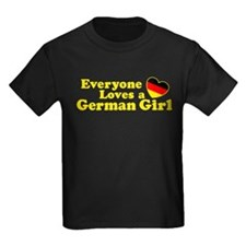 German Girl T
